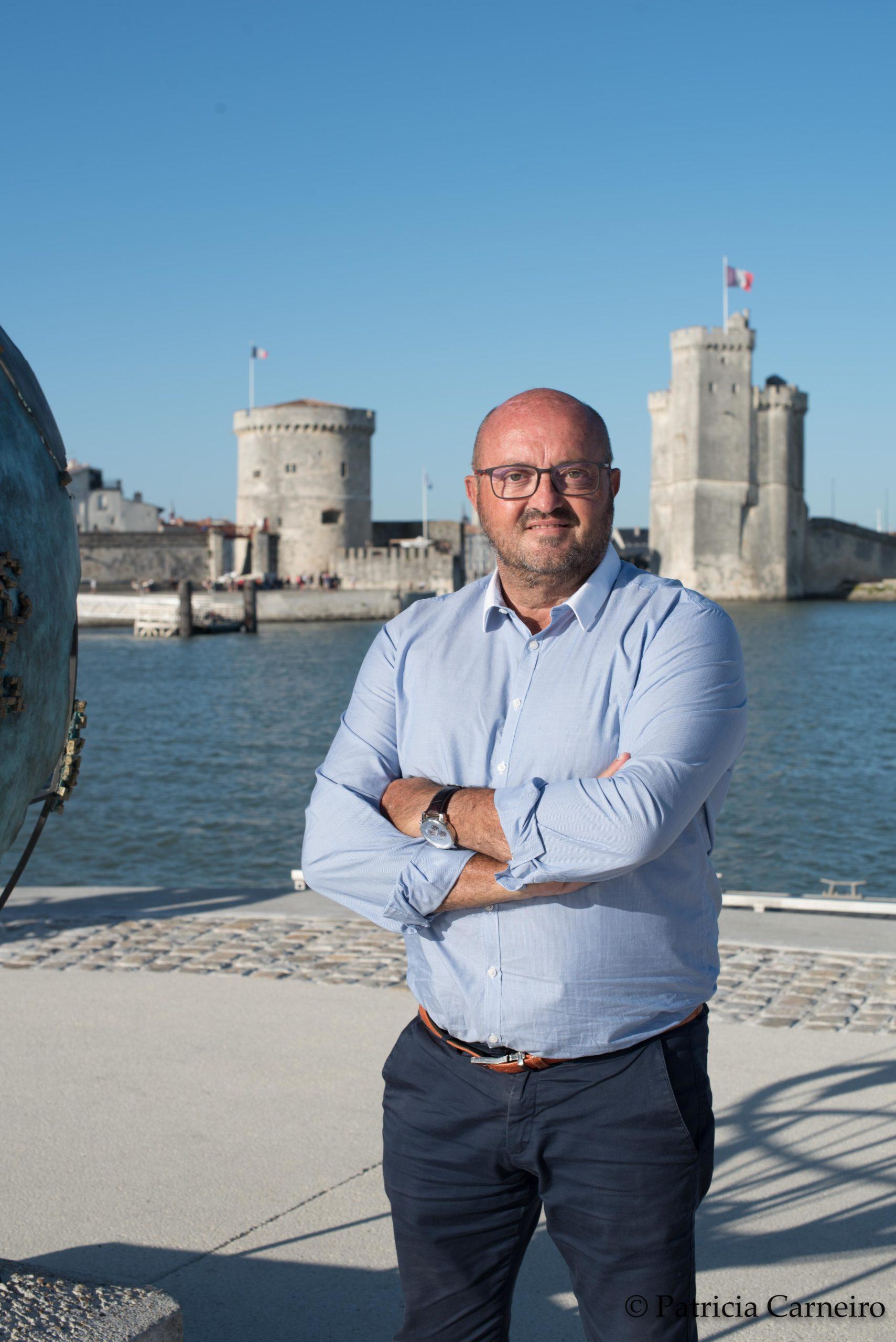 Eric PERREIN CEO